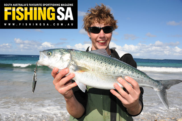 Fishing sa magazine metro and country sa fishing report 15 for Sa fishing 5 for 15