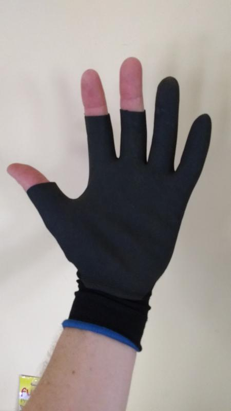 Winter fishing gloves how to guides and diy projects for Winter fishing gloves