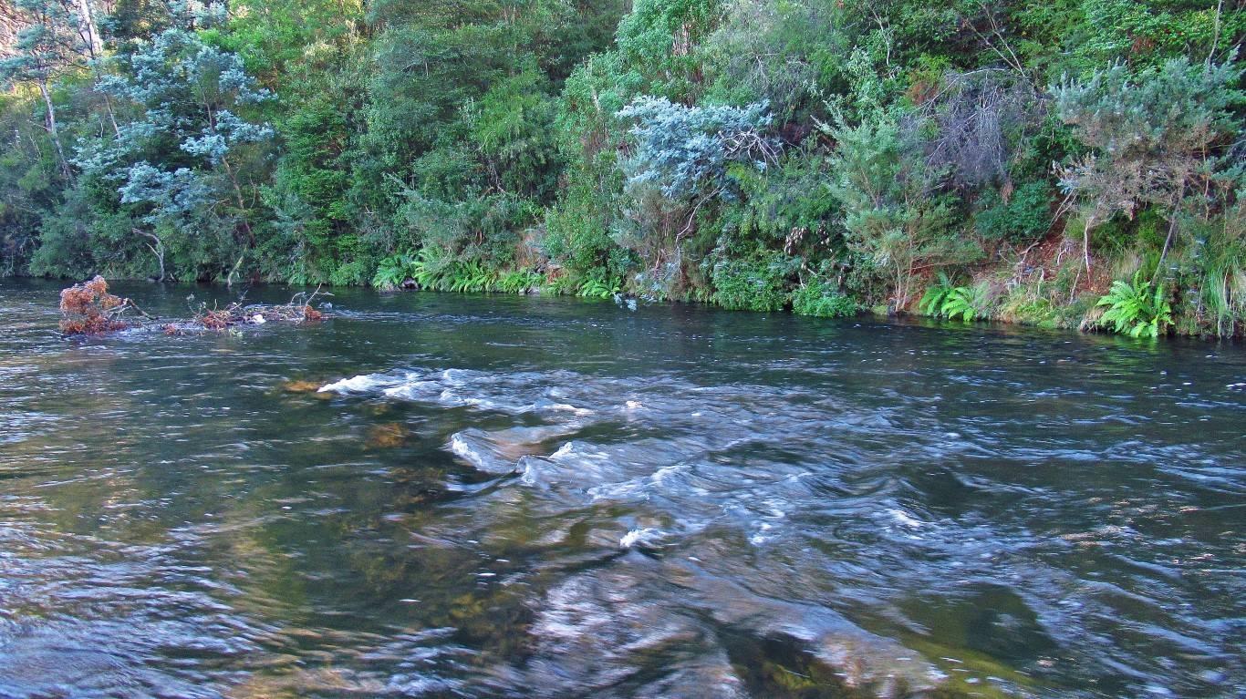 Meander River..