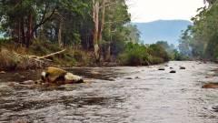 Leven River..