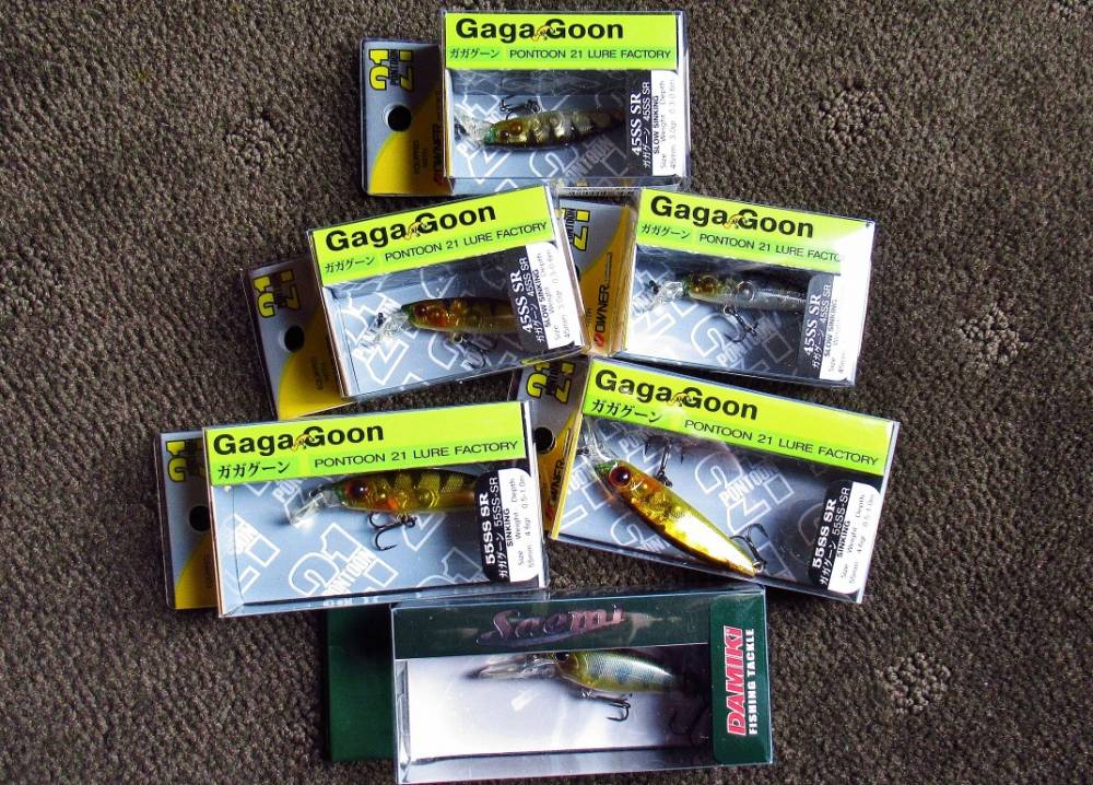 4-GagaGoon Pontoon21 order plus free lure. (Medium).JPG