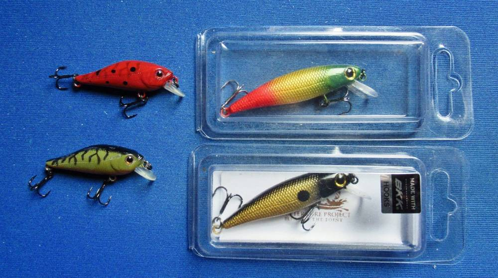 Pointer lure project, new lures for testing.. (Medium).JPG